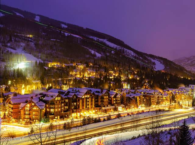 141 E Meadow Penthouse F Wes, Vail, CO 81657 (MLS #1002411) :: RE/MAX Elevate Vail Valley