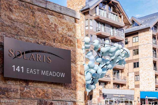 141 E Meadow 2A SOUTH, Vail, CO 81657 (MLS #1002456) :: RE/MAX Elevate Vail Valley