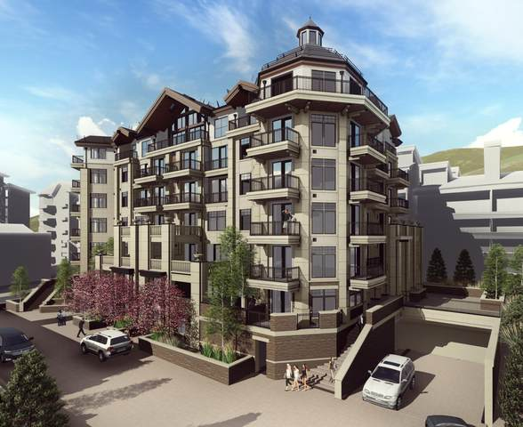 500 E Lionshead Circle 603 W, Vail, CO 81657 (MLS #1002512) :: RE/MAX Elevate Vail Valley