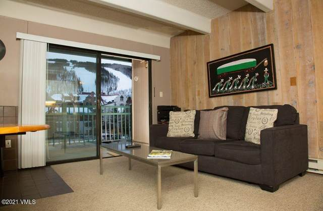 508 E Lionshead #213, Vail, CO 81657 (MLS #1002785) :: RE/MAX Elevate Vail Valley