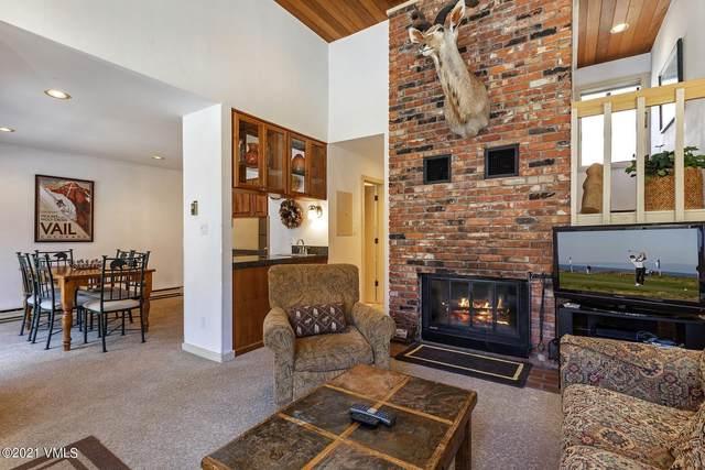 4770 Bighorn Road H3, Vail, CO 81657 (MLS #1002835) :: eXp Realty LLC - Resort eXperts