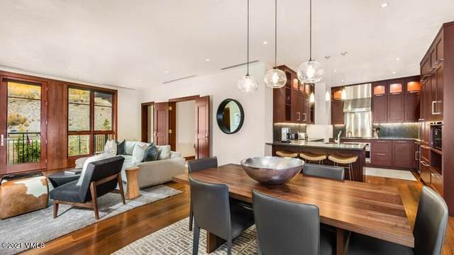 141 E Meadow Drive 6C EAST, Vail, CO 81657 (MLS #1003028) :: RE/MAX Elevate Vail Valley