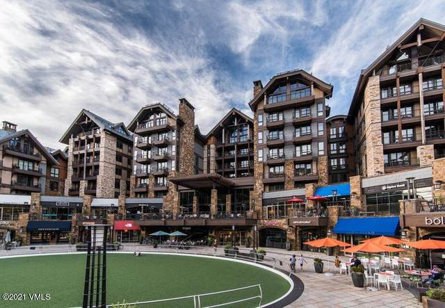 141 E Meadow Drive 3C EAST, Vail, CO 81657 (MLS #1003137) :: RE/MAX Elevate Vail Valley