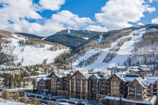 141 E Meadow 4D EAST, Vail, CO 81657 (MLS #1003166) :: RE/MAX Elevate Vail Valley