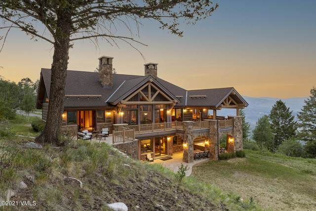 288 Travis Road, Wolcott, CO 81655 (MLS #1003207) :: RE/MAX Elevate Vail Valley