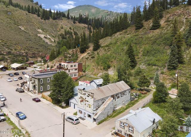 246 Eagle Street, Red Cliff, CO 81649 (MLS #1003385) :: RE/MAX Elevate Vail Valley