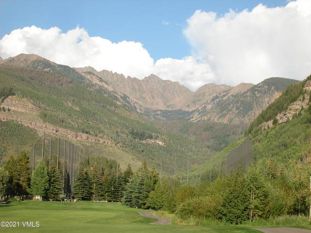 1734 Golf Lane #70, Vail, CO 81657 (MLS #1003454) :: RE/MAX Elevate Vail Valley