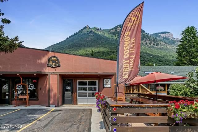 474 Main Street, Minturn, CO 81645 (MLS #1003505) :: RE/MAX Elevate Vail Valley