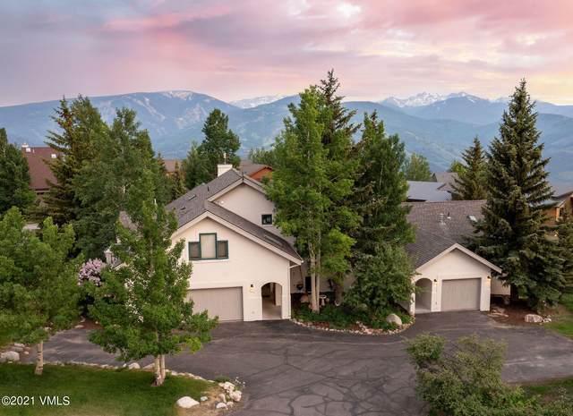 4495 Wildridge Road W Unit West, Avon, CO 81620 (MLS #1003535) :: RE/MAX Elevate Vail Valley