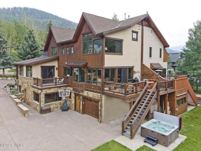 2095 Vermont Road East, Vail, CO 81657 (MLS #1003550) :: RE/MAX Elevate Vail Valley