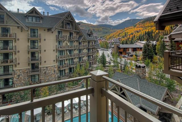 1 Vail Road 6102D, Vail, CO 81657 (MLS #1003578) :: RE/MAX Elevate Vail Valley