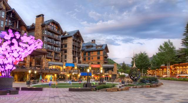 141 E Meadow Drive 5A EAST, Vail, CO 81657 (MLS #1003710) :: RE/MAX Elevate Vail Valley