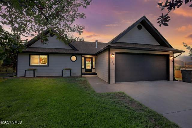 205 Golden Eagle Drive, Eagle, CO 81631 (MLS #1003727) :: RE/MAX Elevate Vail Valley