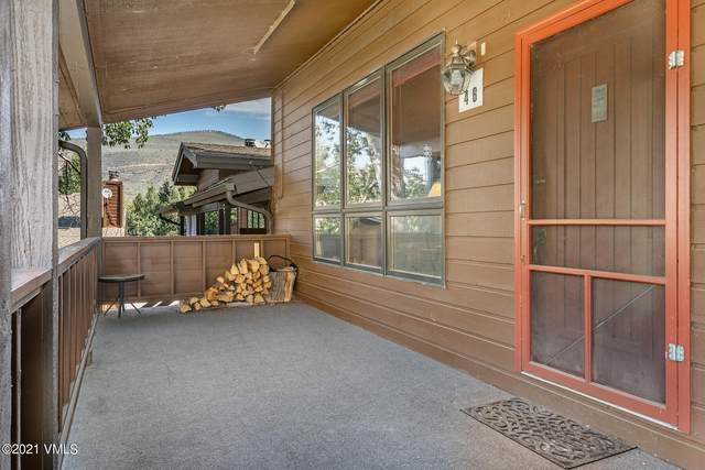 225 Gopher Road #46, Eagle-Vail, CO 81620 (MLS #1003830) :: RE/MAX Elevate Vail Valley