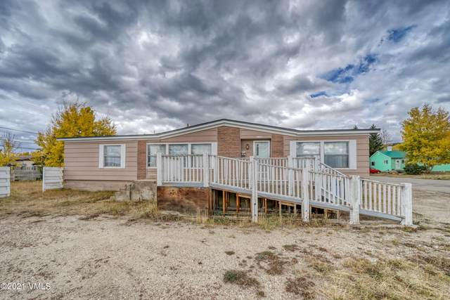 500 E 6th Street, Leadville, CO 80461 (MLS #1003930) :: RE/MAX Elevate Vail Valley
