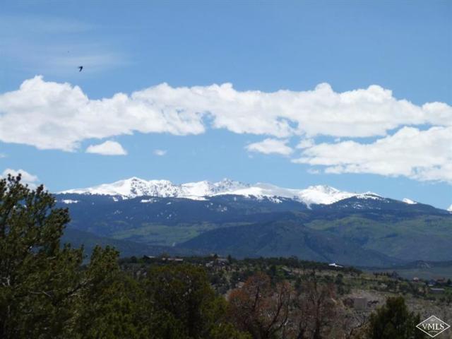 772 Mesa Drive, Eagle, CO 81631 (MLS #921973) :: Resort Real Estate Experts