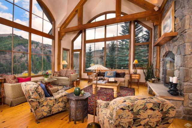 521 Holden Road, Beaver Creek, CO 81620 (MLS #928437) :: Resort Real Estate Experts