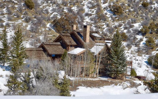 300 Horse Mountain Ranch Road, Wolcott, CO 81655 (MLS #929218) :: Resort Real Estate Experts
