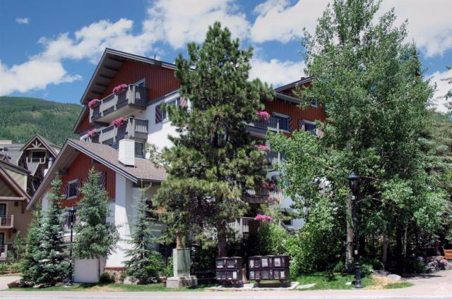 9 Vail Road #14, Vail, CO 81657 (MLS #929629) :: Resort Real Estate Experts