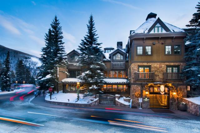 352 E Meadow Drive, Vail, CO 81657 (MLS #930389) :: One Premier Properties Limited