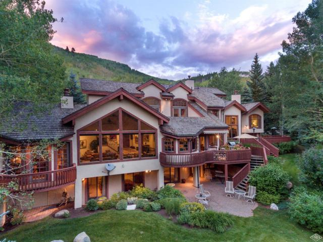 781 Potato Patch Drive, Vail, CO 81657 (MLS #930639) :: Resort Real Estate Experts