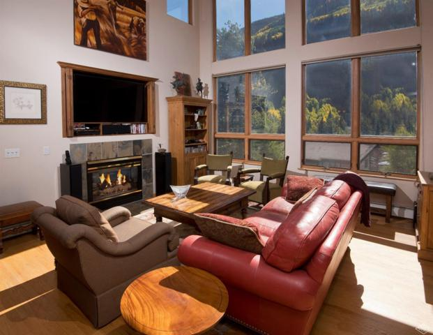 4145 Spruce Way B, Vail, CO 81657 (MLS #930786) :: The Smits Team Real Estate