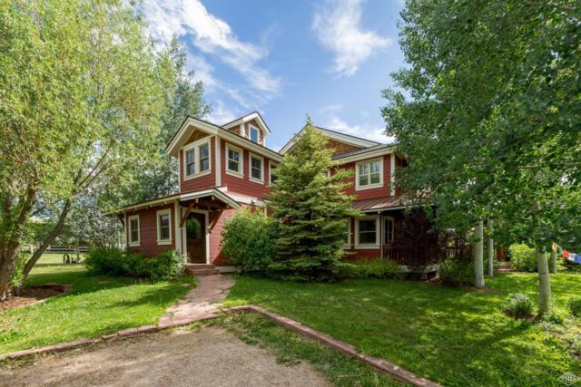 6455 Brush Creek Road, Eagle, CO 81631 (MLS #930828) :: Resort Real Estate Experts