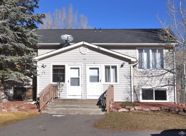 710 Meadow Court C, Gypsum, CO 81637 (MLS #931010) :: One Premier Properties Limited