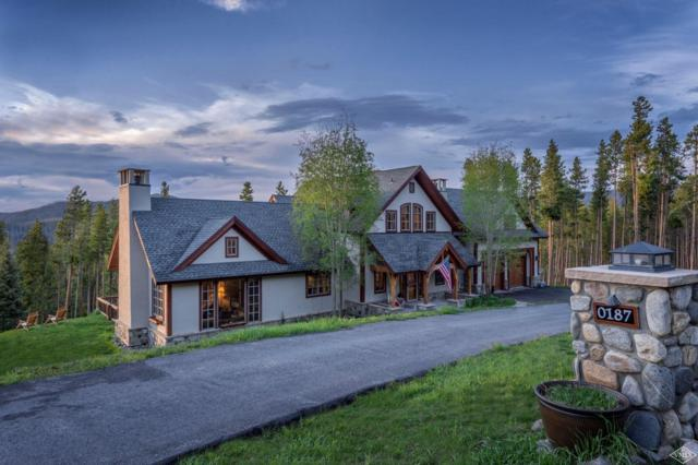 187 Point View Place, Breckenridge, CO 80424 (MLS #931186) :: Resort Real Estate Experts