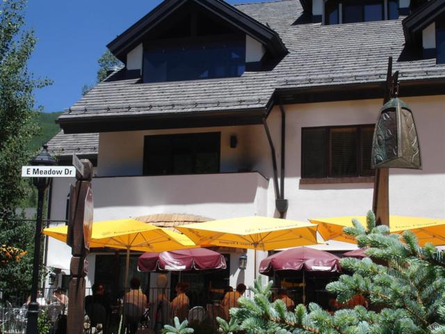 100 E Meadow Drive #8, Vail, CO 81657 (MLS #931433) :: Resort Real Estate Experts