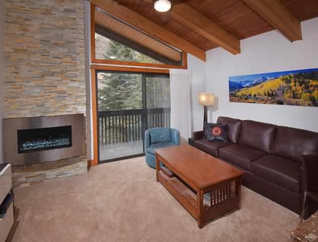 4640 Vail Racquet Club Drive 10-22, Vail, CO 81657 (MLS #931711) :: Resort Real Estate Experts