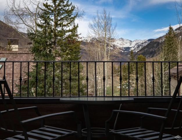 600 Vail Valley Drive #205, Vail, CO 81657 (MLS #932006) :: Resort Real Estate Experts