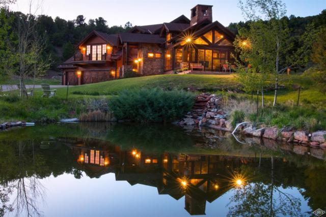 2547 Salt Creek Road, Eagle, CO 81631 (MLS #932061) :: Resort Real Estate Experts