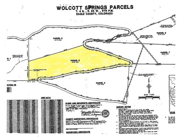 0 Springs Rd, Wolcott, CO 81655 (MLS #932277) :: Resort Real Estate Experts