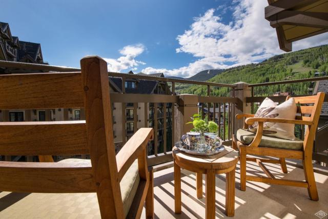 1 Vail Road #7101, Vail, CO 81657 (MLS #932519) :: Resort Real Estate Experts