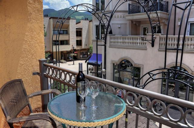 555 E Lionshead Circle #209, Vail, CO 81657 (MLS #932700) :: Resort Real Estate Experts