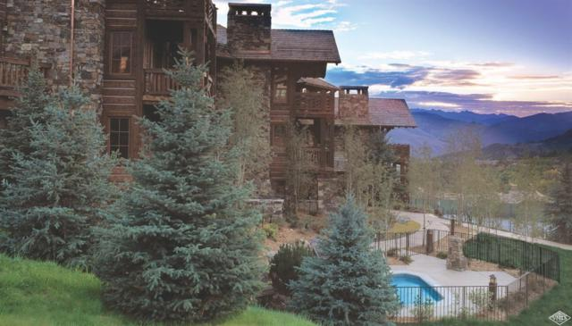 1087 Bachelor Ridge #101, Beaver Creek, CO 81620 (MLS #932800) :: Resort Real Estate Experts