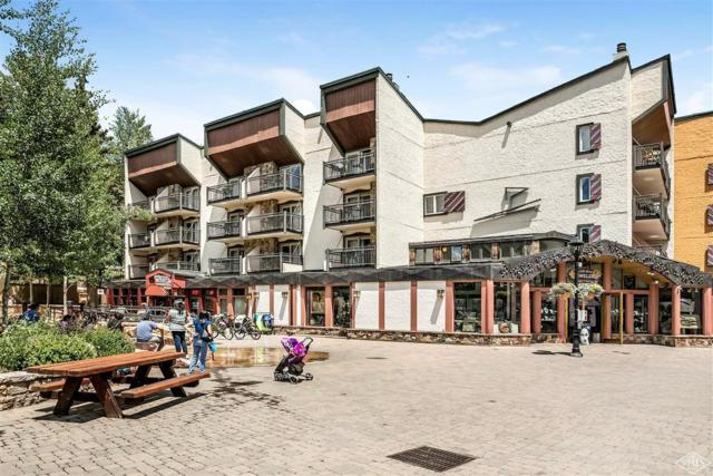 555 E Lionshead Circle #404, Vail, CO 81657 (MLS #932850) :: Resort Real Estate Experts
