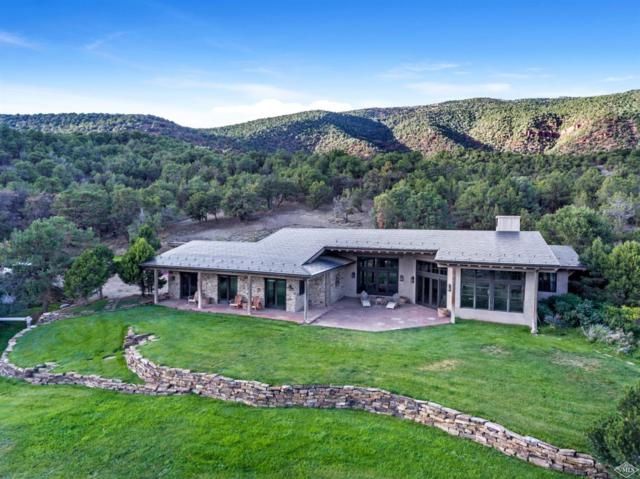 1301 Castle Peak Ranch Road, Eagle, CO 81631 (MLS #933237) :: Resort Real Estate Experts