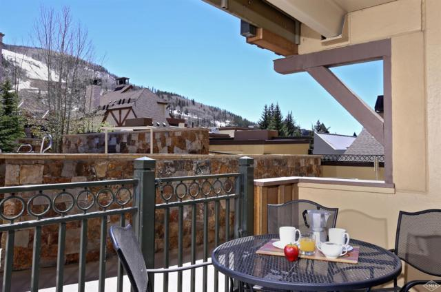 610 W Lionshead Circle #104, Vail, CO 81657 (MLS #933305) :: Resort Real Estate Experts