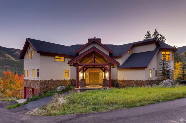 300 Buckeye Creek Road, Leadville, CO 80461 (MLS #933446) :: Resort Real Estate Experts
