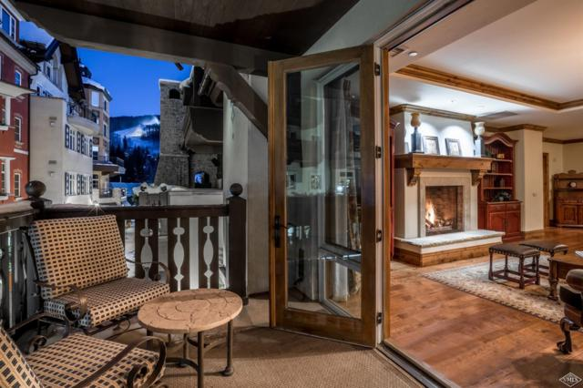 675 Lionshead Place #201, Vail, CO 81657 (MLS #933712) :: Resort Real Estate Experts