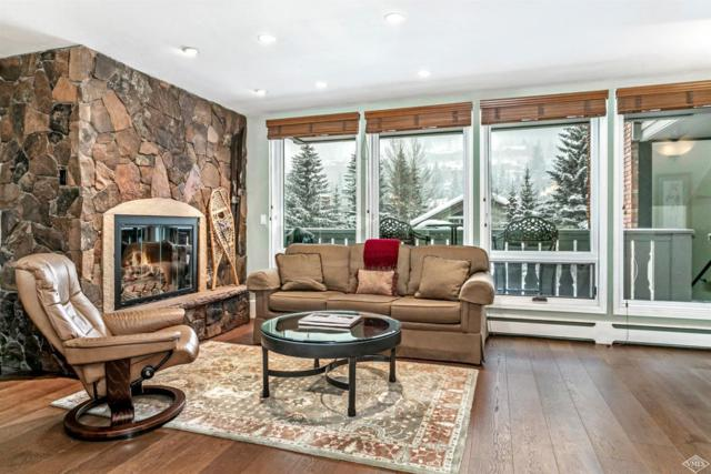 121 W Meadow Drive #206, Vail, CO 81657 (MLS #934263) :: Resort Real Estate Experts