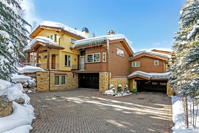 1455 Greenhill Court E & W, Vail, CO 81657 (MLS #934419) :: Resort Real Estate Experts
