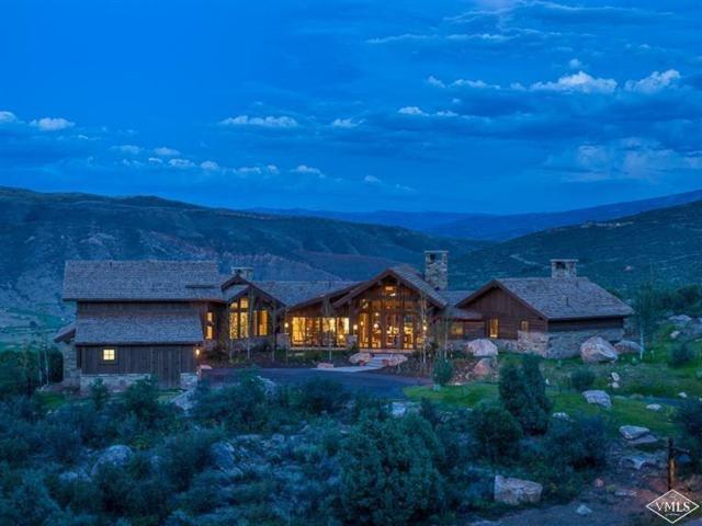 38 Aspen Bluff Lane, Wolcott, CO 81655 (MLS #934671) :: Resort Real Estate Experts
