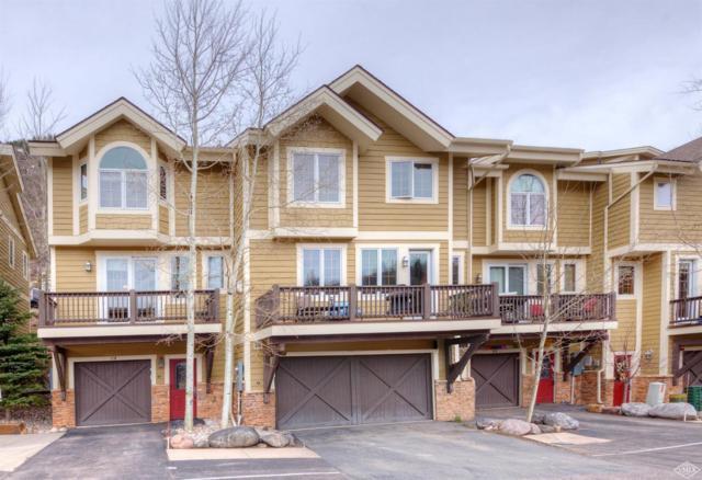 114 Taylor Street C-3, Minturn, CO 81645 (MLS #934682) :: Resort Real Estate Experts