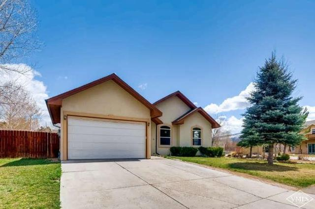 10 Willowstone Court, Gypsum, CO 81637 (MLS #934902) :: Resort Real Estate Experts