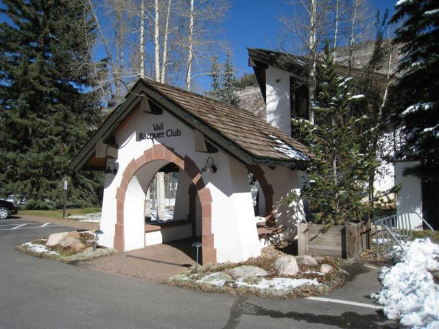 4630 Vail Racquet Club Drive 9-4, Vail, CO 81657 (MLS #934966) :: Resort Real Estate Experts