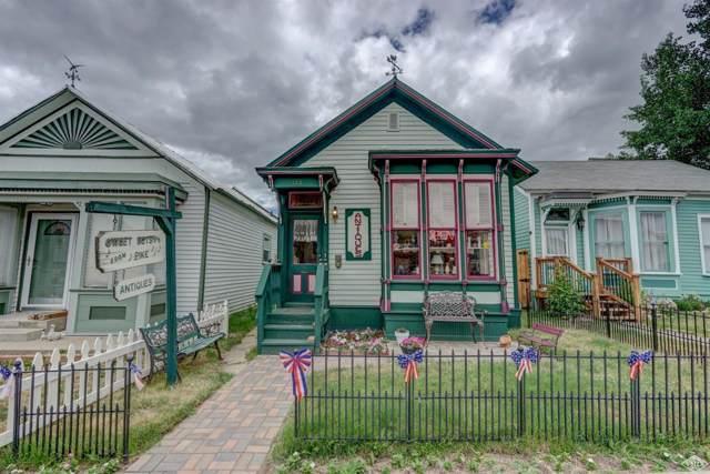 122 E 7th Street, Leadville, CO 80461 (MLS #936321) :: Resort Real Estate Experts