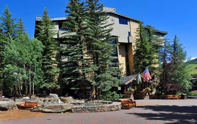 292 E Meadow Drive #556, Vail, CO 81657 (MLS #936904) :: eXp Realty LLC - Resort eXperts